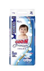 黑卡:GOO.N 大王 天使系列 婴儿拉拉裤 XL44片 *3件