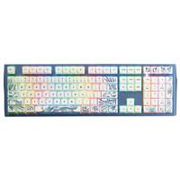 Akko x Ducky shine7 RGB机械键盘 YOTD(狗年限量) 茶轴