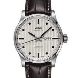 Mido 美度 Multifort 舵手系列 M005.430.16.031.80 男士自动机械腕表