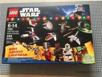 LEGO 乐高 STAR WARS 星球大战系列 7958 圣诞日历套装