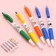 M&G 晨光 自动铅笔 0.5/0.7mm 5支装 送5盒铅芯+3块橡皮
