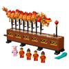 LEGO 乐高 中国春节 80102 新年舞龙 限定款 *2件 996元包邮(需用券,合498元/件)