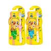 青蛙宝贝系列113B儿童软毛护龈牙刷×2 *4件 26.4元(合6.6元/件)