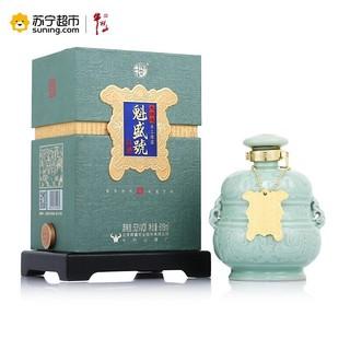Niulanshan 牛栏山 二锅头 魁盛號 大师级手工原浆 清香型白酒 53度 618ml *2件