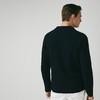Massimo Dutti 00913303401 男士细纹理开衫