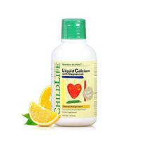 CHILDLIFE 童年时光 儿童钙镁锌营养液 香橙味 474ml