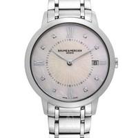 BAUME & MERCIER 名士 Classima 克莱斯麦 MOA10225 女士时装腕表