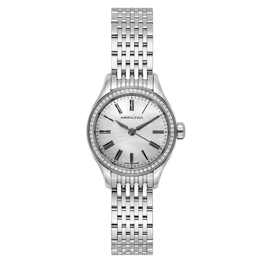 HAMILTON 汉米尔顿 American Classic Valiant H39211194 女士时装腕表