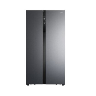 AEG RXB66186TX 对开门冰箱 615L (风冷、1级能效、615、银色)