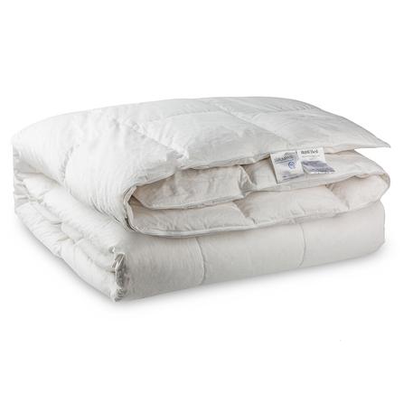 OBB Royal Bed 德国87.3%鹅绒被Müritz米里茨系列 白色 200*230cm(适用于1.5m的床)
