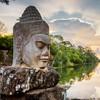 广州-柬埔寨金边+暹粒6天4晚跟团游(直飞往返,一次玩两城,不走回头路) 1594元起/人