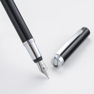 Campo Marzio Desgin 凯博 尤尼斯时尚商务签字钢笔 (金属、0.5mm、黑色)