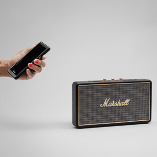 Marshall 马歇尔 Stockwell 无线蓝牙音箱 (黑色)