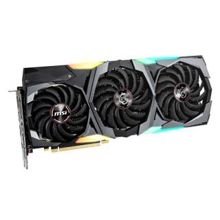 msi 微星  GeForce RTX 2080 Ti GAMING X TRIO 电竞魔龙 旗舰游戏显卡