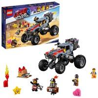 Lego 乐高 乐高大电影 70829 艾米特和露西的逃生越野车
