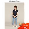 Massimo Dutti 男童 修身版牛仔裤 00022659400 90元