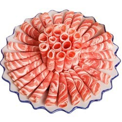 买一赠一羊肉串!首食惠 新西兰羔羊肉片 500g *5件