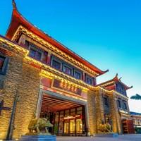 酒店特惠:海拔3300米之上,在陨石传说地过不一样的异域春节!香格里拉第5颗陨石酒店2晚套餐