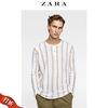 ZARA 新款 男装 直条纹针织衫 00077371710 79元