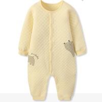 gb 好孩子 婴儿暖棉连体衣