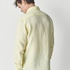 Massimo Dutti 00112003300 男士亚麻衬衫