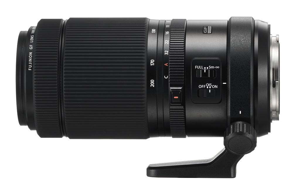 FUJIFILM 富士 GF100-200mmF5.6 R LM OIS WR 中画幅中长焦变焦镜头