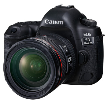 Canon 佳能 EOS 5D Mark IV(EF 24-70mm f/4L)全画幅单反相机套机