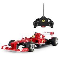 Rastar 星辉 53800 法拉利 FerrariF1 1:18 遥控车 红色