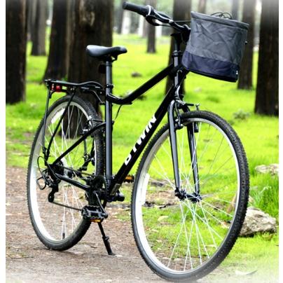 DECATHLON 迪卡侬 RIVERSIDE100 HBTWIN  平把旅行休闲自行车