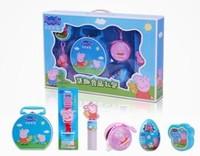 乐达 小猪佩奇集趣6件套 零食玩具礼包