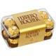 Ferrero 费列罗 金莎榛果巧克力 16粒 200g €3.99包邮(约¥31)