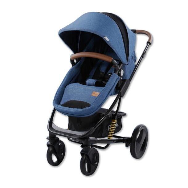 Pouch 帛琦 P35 高景观可折叠婴儿推车