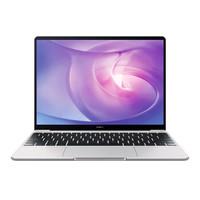 华为(HUAWEI)MateBook 13 全面屏轻薄性能笔记本 八代酷睿(i5-8265U 8G 512G MX150 office 2K 一碰传)银