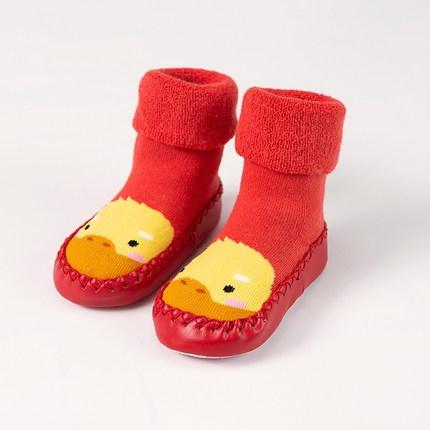 时时糖语 婴儿软底鞋袜 11-15cm