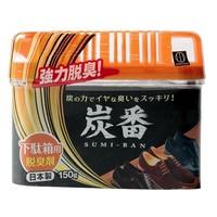 KOKUBO 小久保炭番 鞋柜用脱臭剂 150g/个