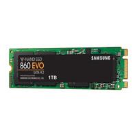 SAMSUNG 三星 860 EVO系列 MZ-N6E1T0BW M.2接口 固态硬盘 1TB