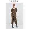 ZARA 女装 格纹上衣 05039457086 39元