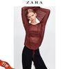 ZARA 女装 带饰下摆 T 恤 05580626700 39元