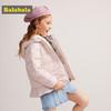 巴拉巴拉女童羽绒服无缝2018新款冬季儿童外套中大童短款时尚韩版 182.53元