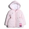 Peppa Pig 小猪佩奇 女童连帽棉服 102.23元