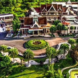 重庆乐和乐都两江假日酒店1-3晚+乐和乐都主题乐园两日门票套餐