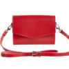 Zatchels 经典系列 微型信封包 多色可选 标准 红色 390元