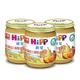 HiPP 喜宝 婴幼儿营养辅食缤纷水果泥 125g*3瓶
