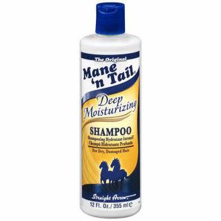 Mane'n Tail 箭牌 无硅油 深层保湿洗发水 355ml *11件