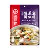 海底捞 上汤酸菜鱼调味料360g 13.5元