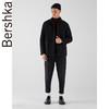 Bershka 男士修身衬衫外套 06068019800 79元