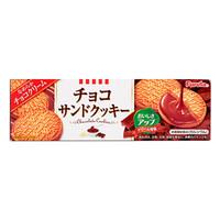 日本直邮 富璐达(Furuta) 巧克力夹心曲奇饼干 117g/盒 *3件