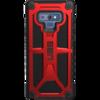 UAG新款三星note 9手机壳晶透防摔轻薄保护套男女款个性透明硬壳 189元