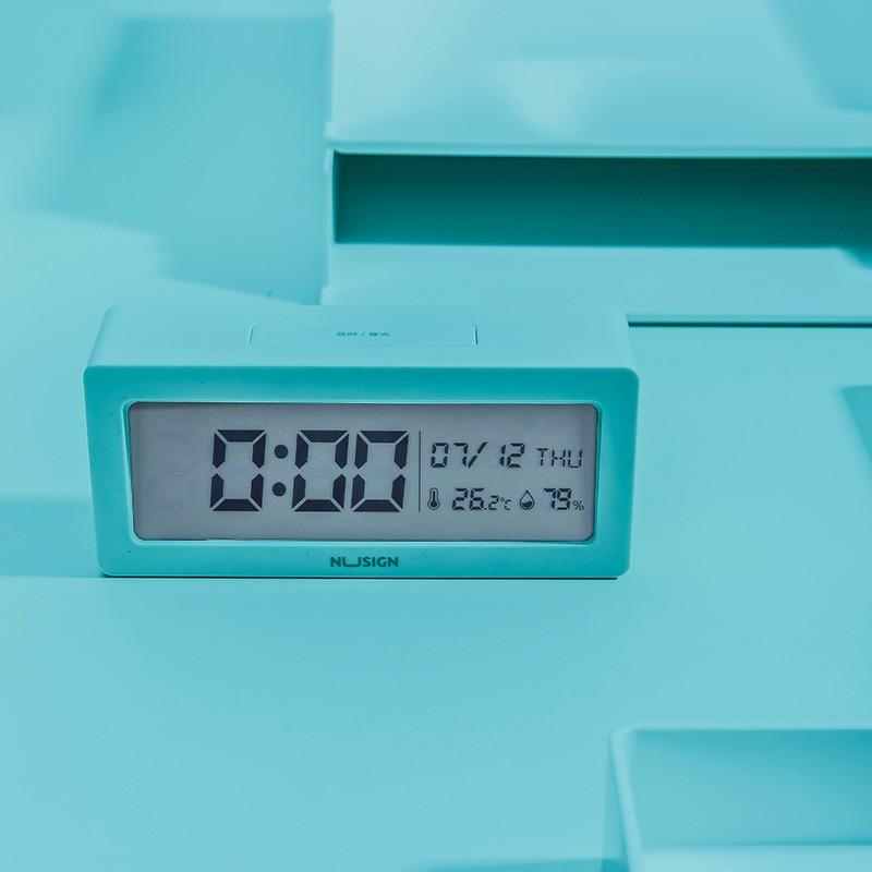 Nusign 纽赛 NS881 创意多功能电子闹钟