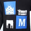 """国际米兰 """"米兰城市""""运动休闲卫衣 129元(2人拼团)"""